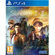 SHENMUE 1+2 - PS4 d-one