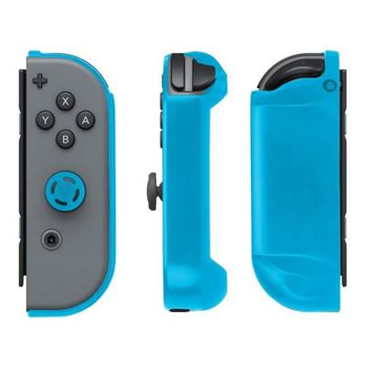 PROTECTION RIGIDE MANETTE JOY-CONS PDP SWITCH (BLEU)