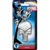 PORTE CLE PUNISHER LOGO METALLIQUE 67482/180