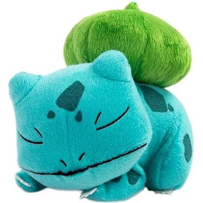 PELUCHE POKEMON BULBIZARRE DORMANT /6