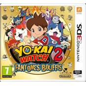 YO KAI WATCH 2 FANTOMES BOUFFIS - 3DS