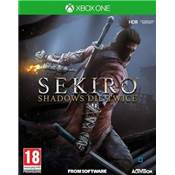 SEKIRO SHADOWS DIE TWICE COLLECTOR - XBOX ONE