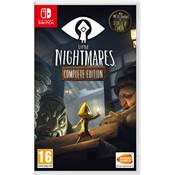 LITTLE NIGHTMARES - SWITCH