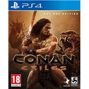 CONAN EXILES - PS4 d-one