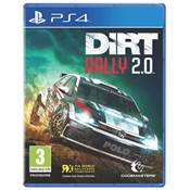 DIRT RALLY 2.0 - PS4 d one