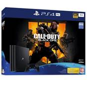 CONSOLE PS4 1To PRO B + COD BO4 - PS4