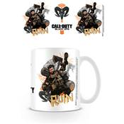 CALL OF DUTY MUG BLACK OPS 4 RUIN
