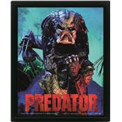 PREDATOR CADRE 3D LENTICULAIRE THE HUNTER