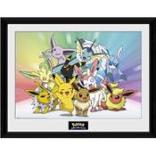 POKEMON COLLECTOR PRINT EEVEE /1