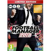 FOOTBALL MANAGER 2018 LIMITED - PC CD reassort
