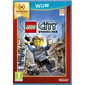 LEGO CITY UNDERCOVER - WII U select