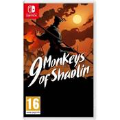 9 MONKEYS OF SHAOLIN - SWITCH