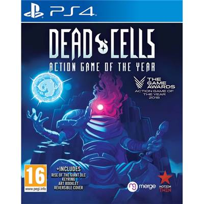 DEAD CELLS ACTION GOTY + RISE OF THE GIANT - PS4