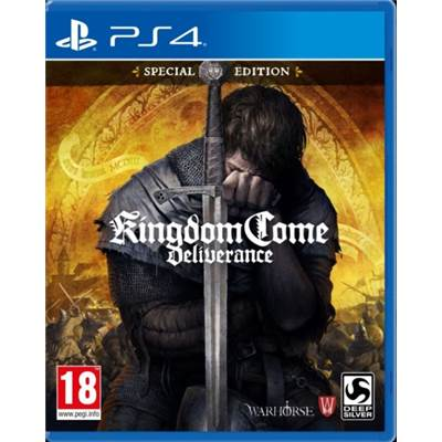 KINGDOM COME DELIVERANCE LIMITED - PS4