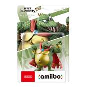 AMIIBO SUPER SMASH BROS KING K. ROOL N°67 /4