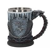GAME OF THRONES CHOPE HOUSE STARK 16CM