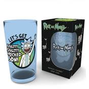 RICK AND MORTY VERRE COULEUR WRECKED