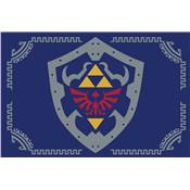 ZELDA DOOR MAT HYLIAN SHIELD