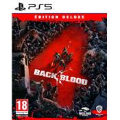 BACK 4 BLOOD DELUXE - PS5
