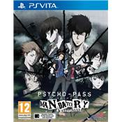 PSYCHO-PASS MANDATORY HAPPINESS - PS VITA