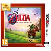 LEGEND OF ZELDA OCARINA OF TIME - 3DS select
