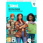 SIMS 4 EPISODE 9 ECOLOGIE - PC CD