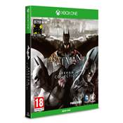 BATMAN ARKHAM COLLECTION SANS STEELBOOK - XBOX ONE