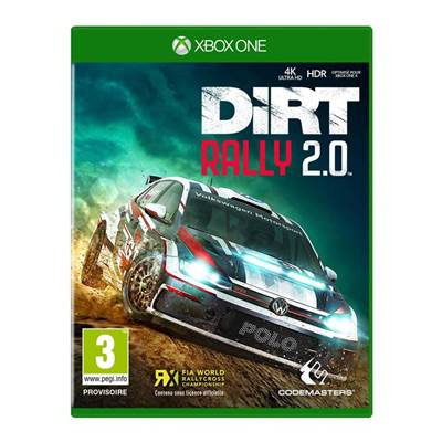 DIRT RALLY 2.0 - XBOX ONE d one