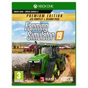 FARMING SIMULATOR 2019 PREMIUM /11 - XBOX ONE
