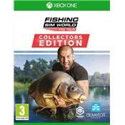 FISHING SIM WORLD PRO TOUR COLLECTOR'S EDITION - XBOX ONE