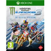 MONSTER ENERGY SUPERCROSS - THE OFFICIAL VIDEOGAME 3 - XBOX ONE AA