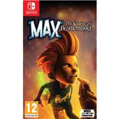 MAX THE CURSE OF BROTHERHOOD - SWITCH