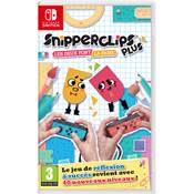 SNIPPERCLIPS PLUS LES 2 FONT LA PAIRE - SWITCH