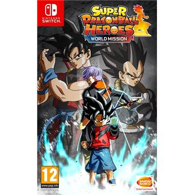 SUPER DRAGON BALL HEROES WORLD MISSION - SWITCH AAA