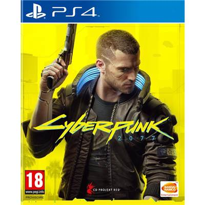 CYBERPUNK 2077 - PS4 d-one