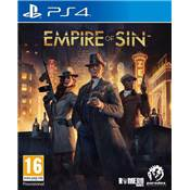 EMPIRE OF SIN - PS4 d one