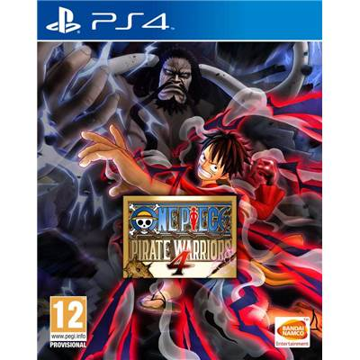 ONE PIECE PIRATE WARRIORS 4 - PS4 AA