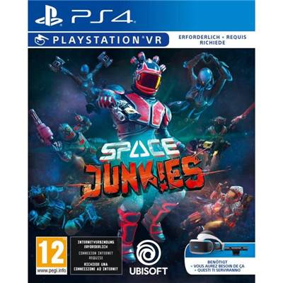 SPACE JUNKIES VR - PS4
