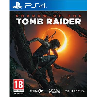 TOMB RAIDER SHADOW OF THE TOMB RAIDER - PS4 d one nv prix