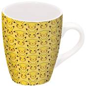 MUG POKEMON BARREL PORCELAINE PIKACHU ALL OVER /36/6
