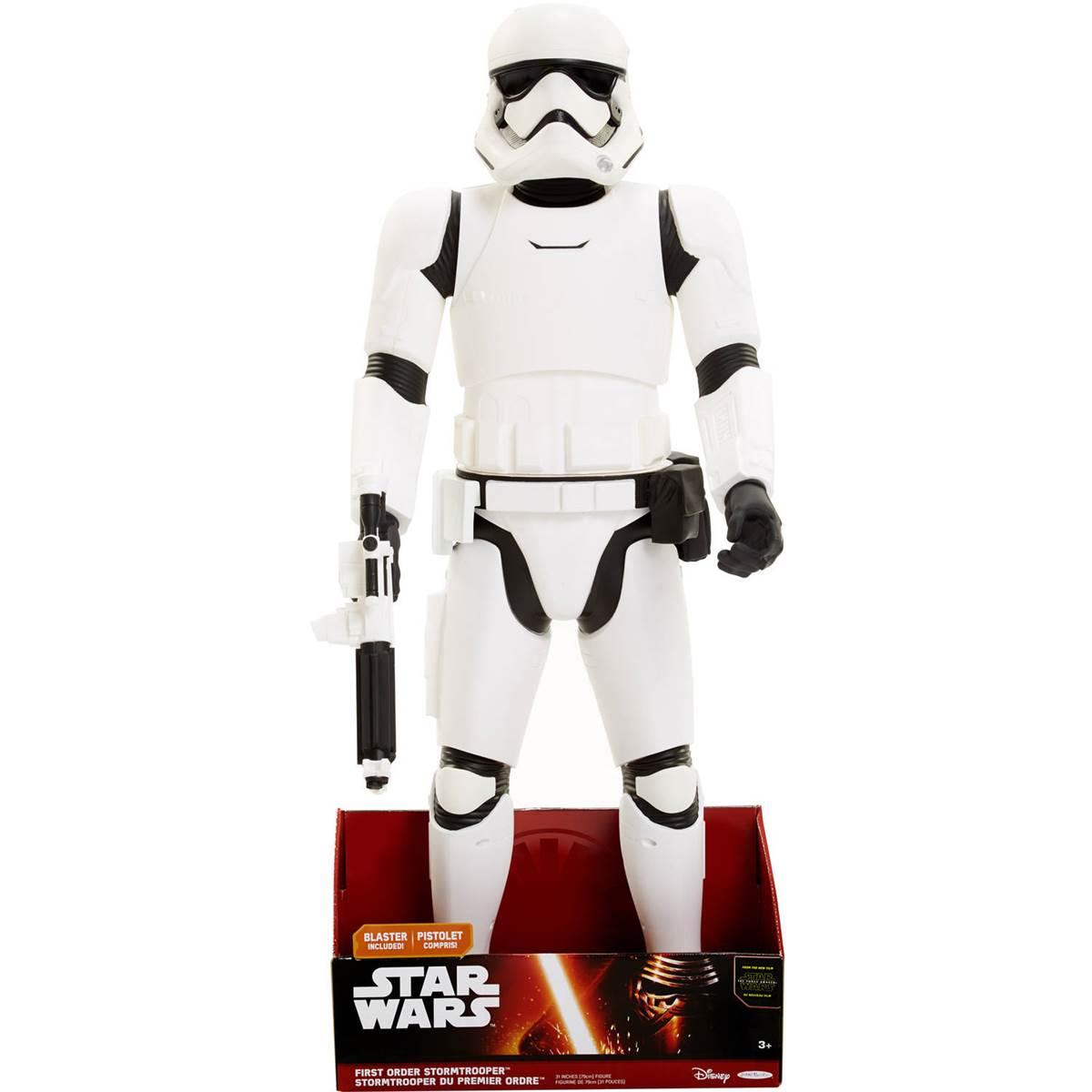 star wars ep8 figurine 50cm first order trooper 6. Black Bedroom Furniture Sets. Home Design Ideas