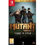 MUTANT YEAR ZERO ROAD TO EDEN DELUXE EDITION - SWITCH