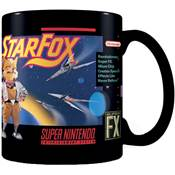 SUPER NINTENDO MUG STAR FOX /2