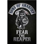 POSTER 73 SONS OF ANARCHY -  FEAR THE REAPER