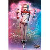POSTER 114 SUICIDE SQUAD HARLEY QUINN STAND MAXI POSTER 61x91.5cm