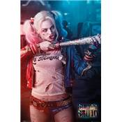 POSTER 112 SUICIDE SQUAD HARLEY QUINN MAXI POSTER 61x91.5cm