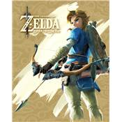 ZELDA BREATH OF WILD CADRE 3D LENTICULAIRE ADVENTURE