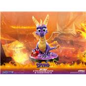 SPYRO THE DRAGON FIGURINE 22CM