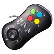 GAMEPAD NEOGEO MINI BLACK /6