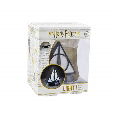 HARRY POTTER ICON LIGHT RELIQUES DE LA MORT BDP